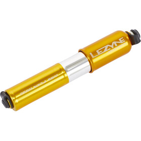 Lezyne Alloy Drive Mini pompa S, oro